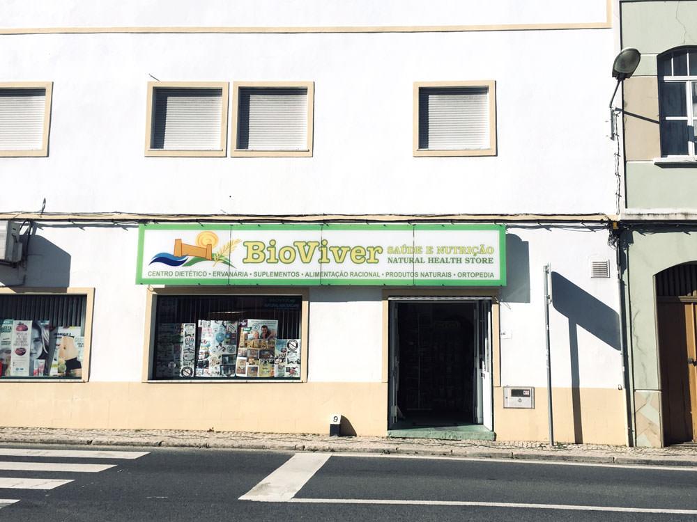 Bioladen in Aljezur, Algarve
