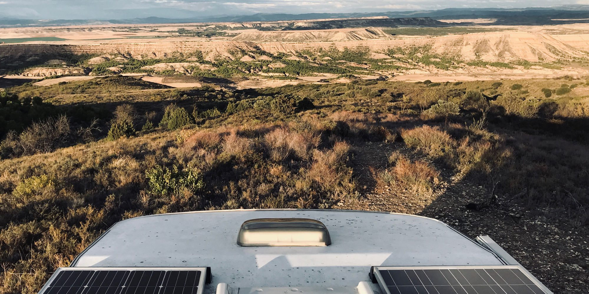 Stromversorgung im Camper – wie wir mit Solarstrom überleben