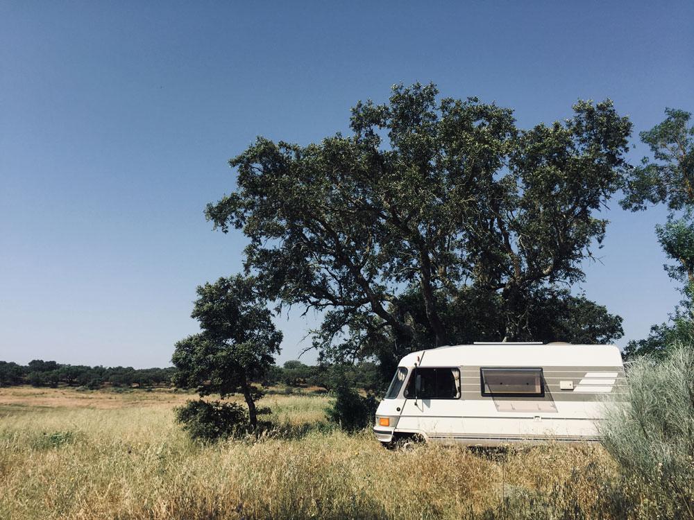 Freistehen in Portugal: Den Camper an den schönsten Plätzen parken