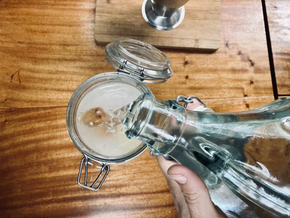 Wasserfilter im Camper: Gefiltertes Wasser für den Wasserkefir