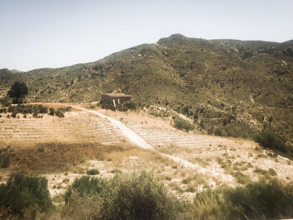 Plastikmeer Spanien: In dieser kargen Landschaft wird unser Gemüse angebaut