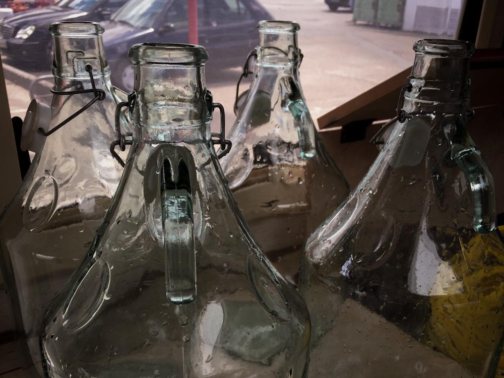 Nachhaltige Reise-Vorsätze: Leitungswasser trinken