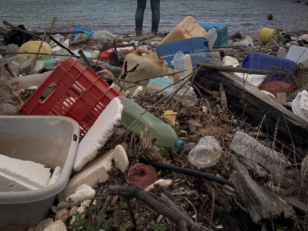 7 Tipps, wie du in Griechenland Müll vermeiden kannst