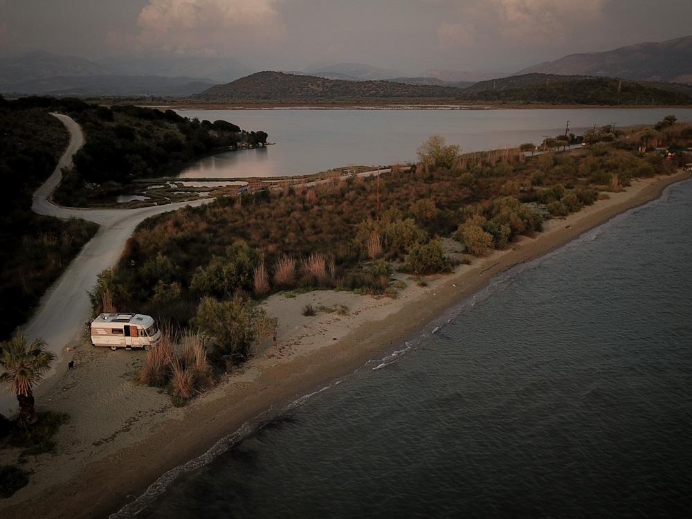 Überwintern in Griechenland