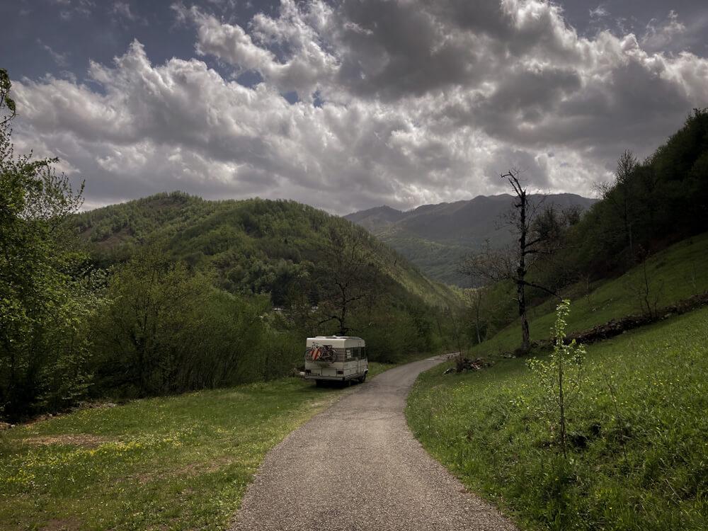 Campingplatz Montenegro