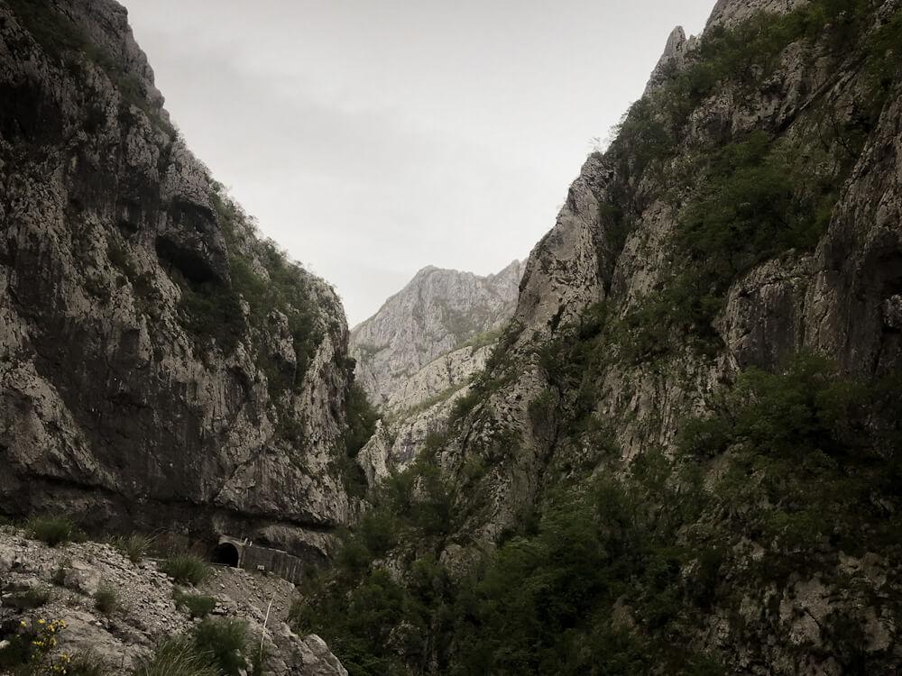 Panorama Montenegro