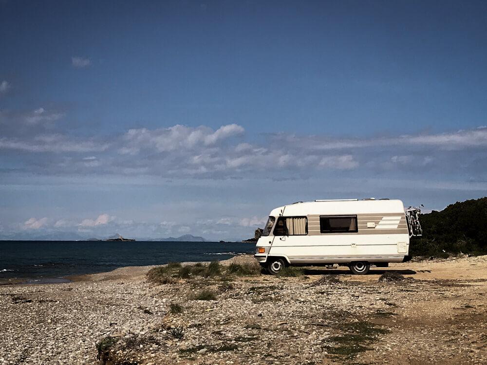 Kostenlos übernachten mit dem Van