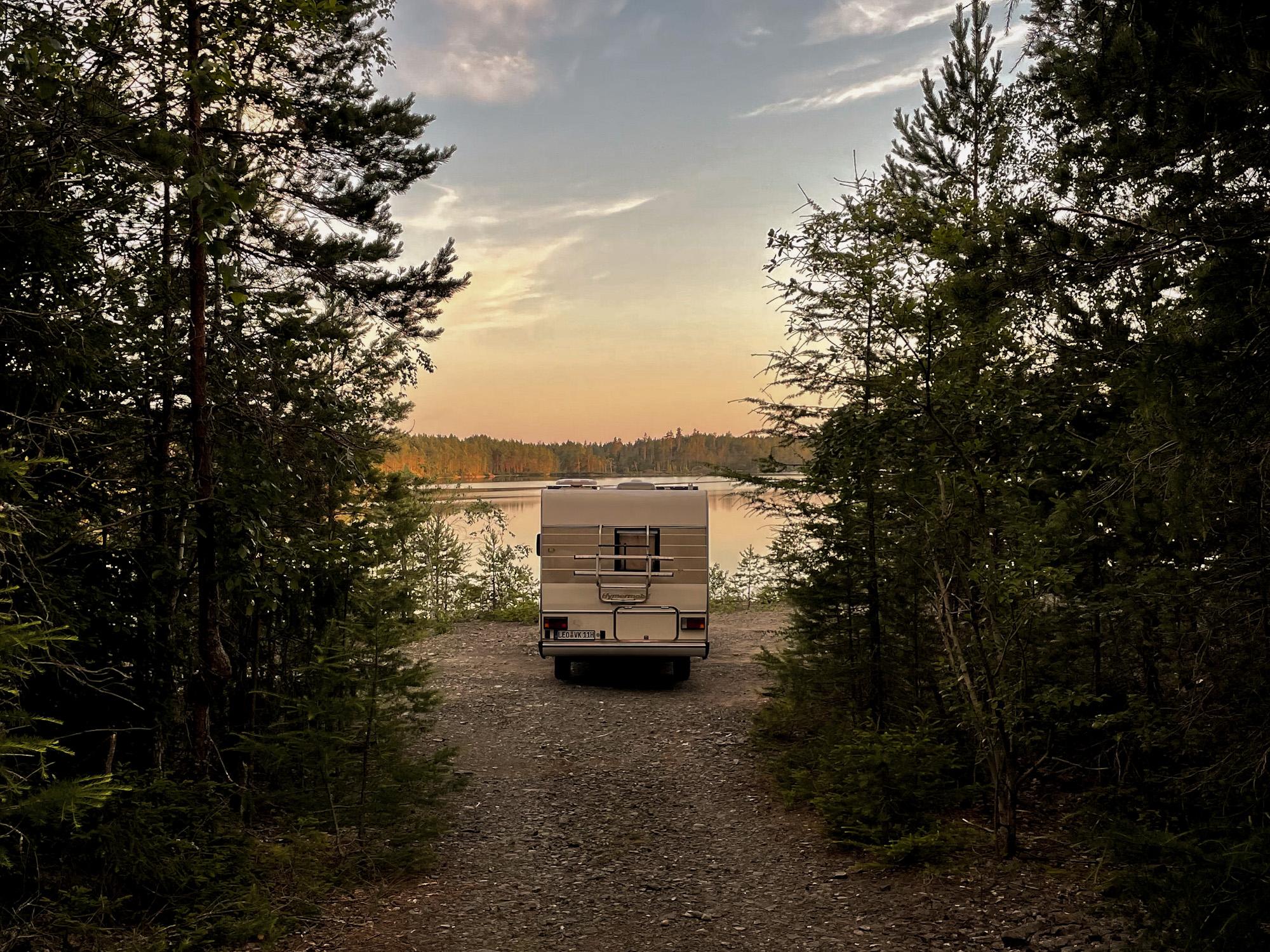 Mit dem Wohnmobil in Schweden: 9 Tipps für nachhaltiges Reisen